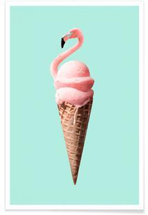 Flamingo Cone