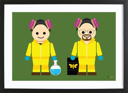 Pinkman and Heisenberg Toy