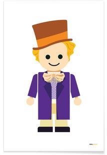 Willy Wonka Toy