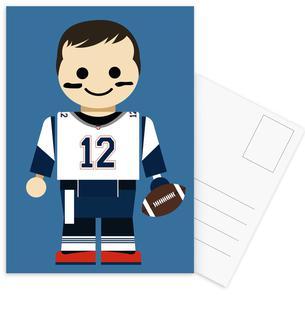 Tom Brady Toy
