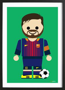 Messi Toy