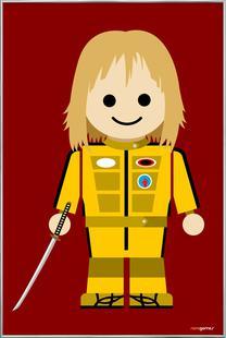 Kill Bill Toy