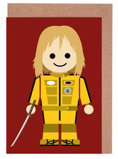 Kill Bill Toy