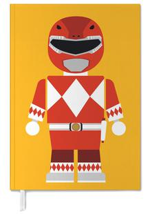 Power Ranger Toy Red