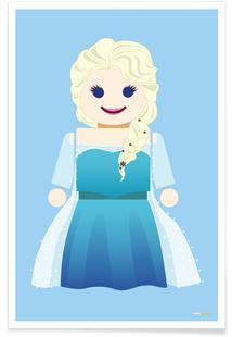 Elsa Frozen Toy