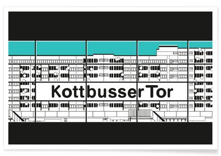 Berlin Kottbusser Tor