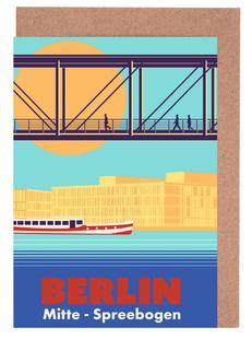 Berlin Spreebogen