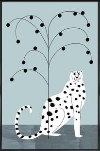 Tropicana - Cheetah and Tree