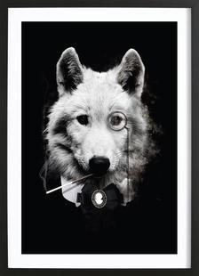 Classy Wolf