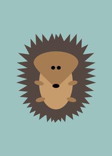 Freddy the Hedgehog