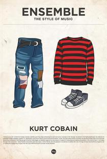 Ensemble Kurt Cobain