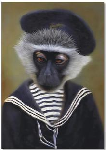 The Sad Monkey