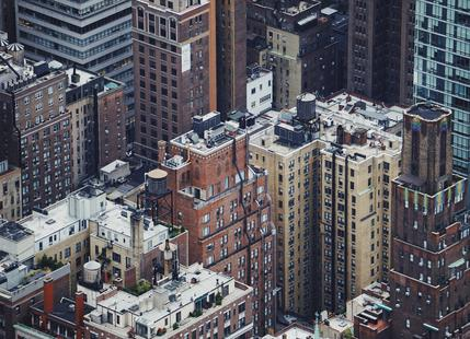 The Rooftops of NYC by @Merethee