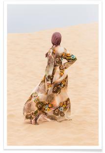 Desert Dance by Kurshid Samarqandiy
