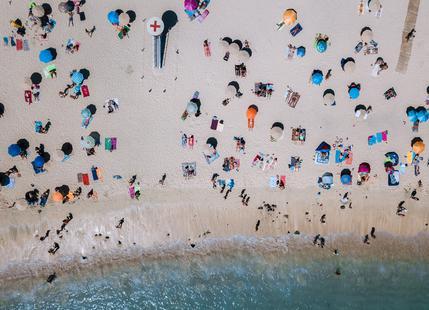 Life's a Beach by Michael Schauer