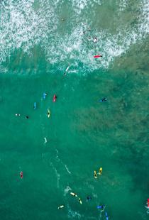 Everybody's Gone Surfin' by Lentam