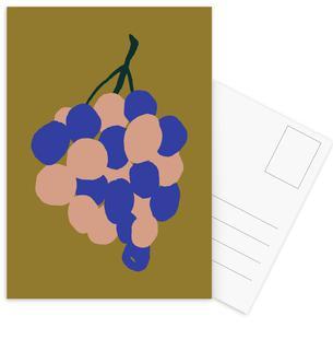 Joyful Fruits - Grapes