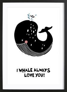 I Whale Always Love You!