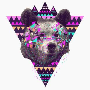 Piniata Bear