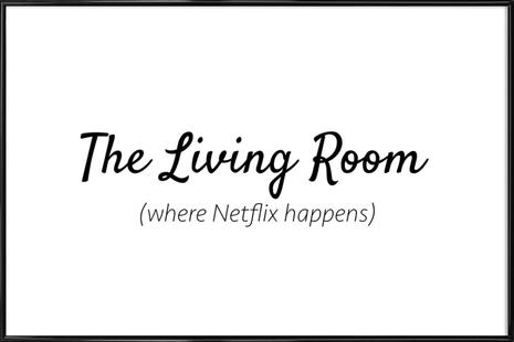 LIVING ROOM RULES
