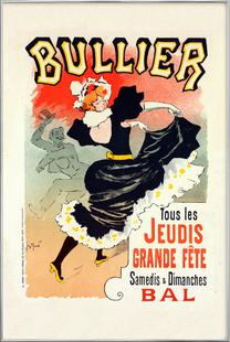 Poster for le Bal Bullier - Georges Meunier