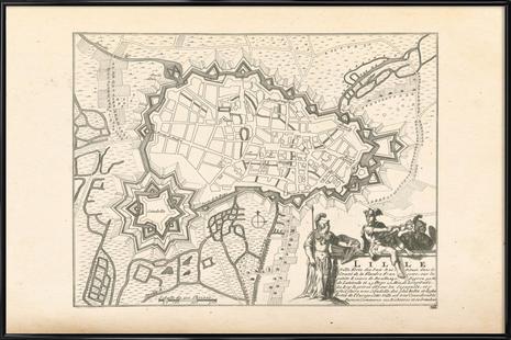 Lille, France, 1726
