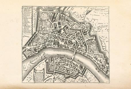Basel, Switzerland , 1726