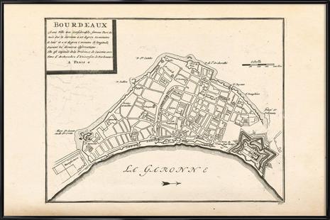 Bordeaux, France, 1726