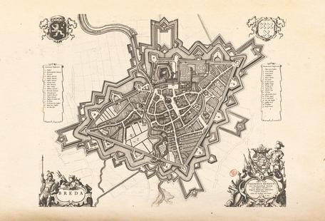 Breda, The Netherlands, 1652