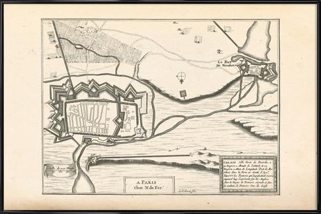 Calais, France, 1726