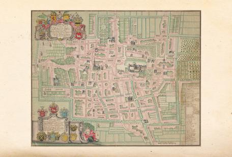The Hague, Netherlands, 1717