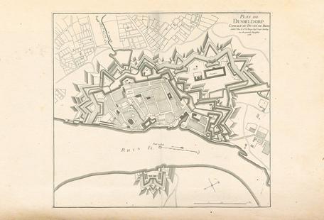 Düsseldorf, Germany, 1758