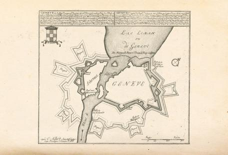 Geneva, Switzerland, 1701 - 1733