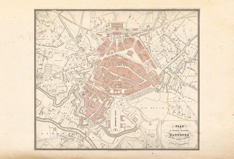 Hanover, Germany, 1827
