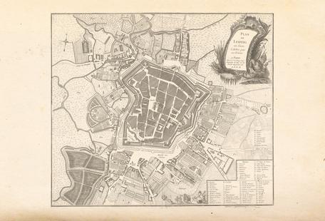 Leipzig, Germany, 1757