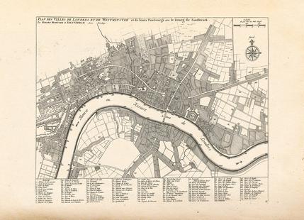 London, United Kingdom, 1702