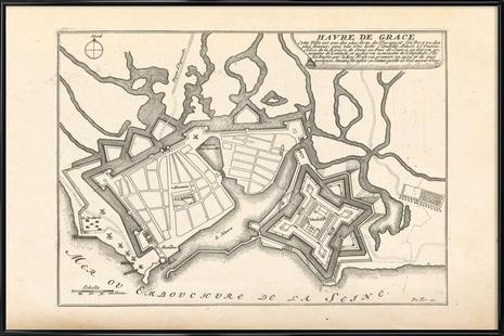 Le Havre, France, 1726