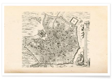 Milan, Italy, 1726
