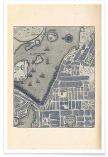 Stockholm, Sweden, 1735