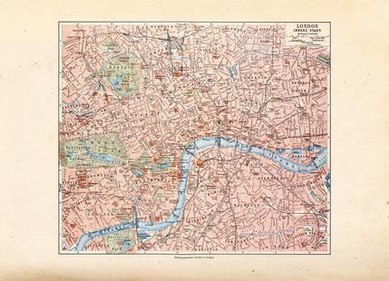 London, United Kingdom, 1899
