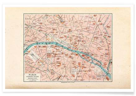 Paris City, France, 1899