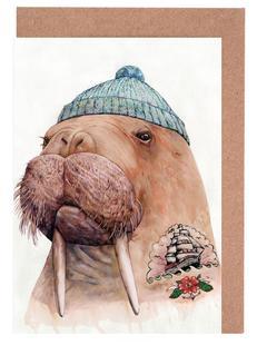 Tatooed Walrus
