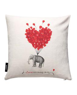 Love carries all - elephant