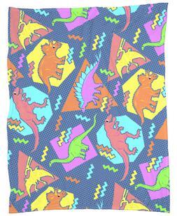 90's Dinosaur Pattern