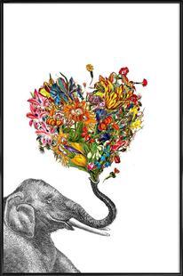 The Happy Elephant