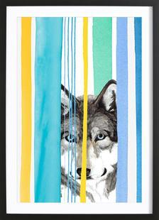 Dreamy Wolf