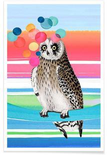 Merry Owl