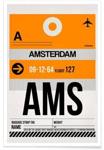 AMS-Amsterdam