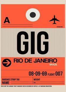 GIG-Rio de Janeiro