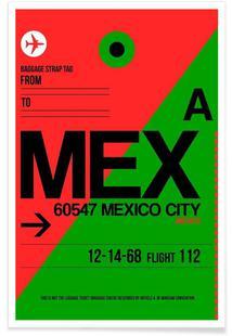 MEX-Mexico City